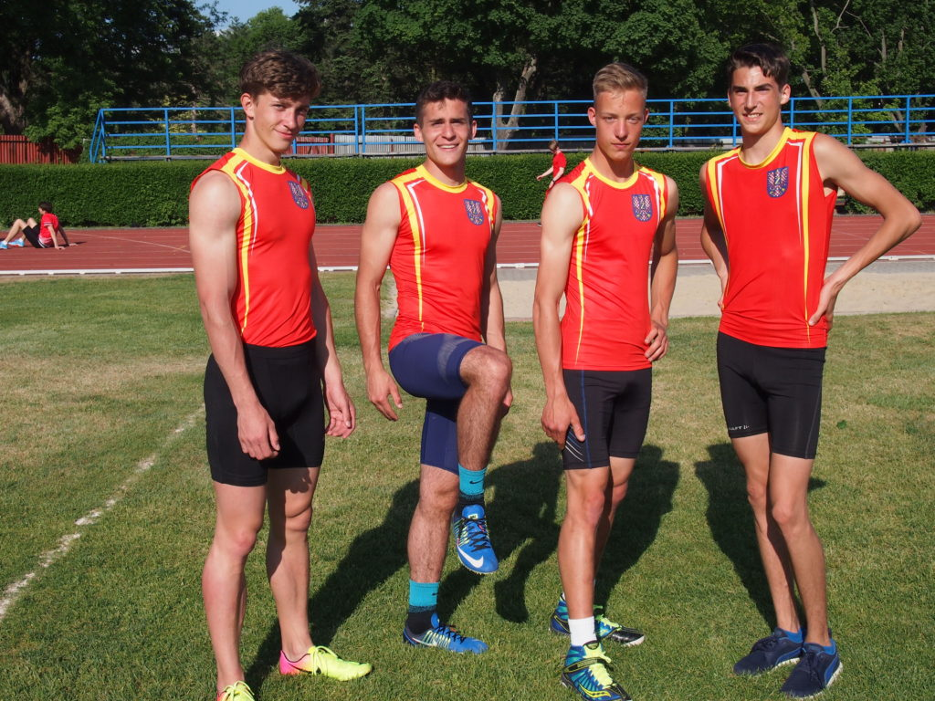 Mistrovství Moravy a Slezska v atletice družstev
